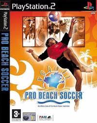 Pro beach soccer - PlayStation 2 Játékok