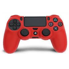 Silicone Ps4 controller skin (Piros)