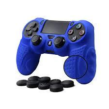 Silicone Ps4 controller skin (Kék)