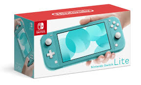 Nintendo Switch Lite (Turquoise) - Nintendo Switch Gépek