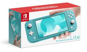 Nintendo Switch Lite (Turquoise)
