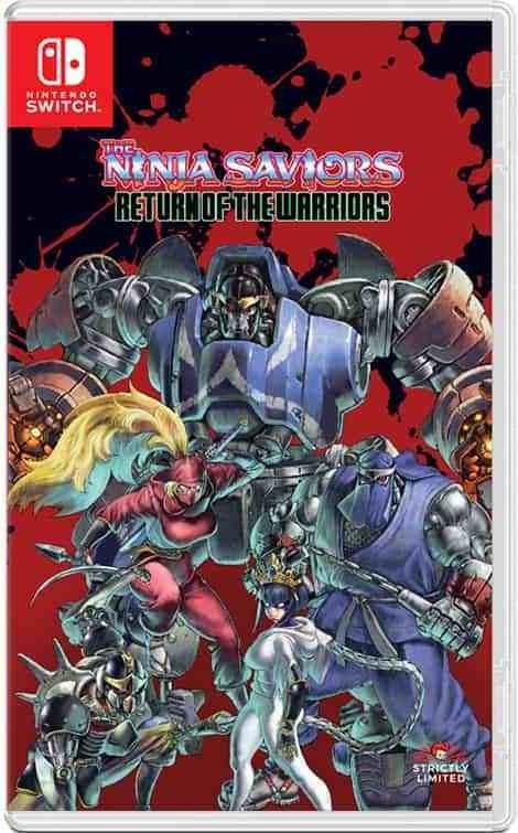 The Ninja Saviors Return of the Warriors