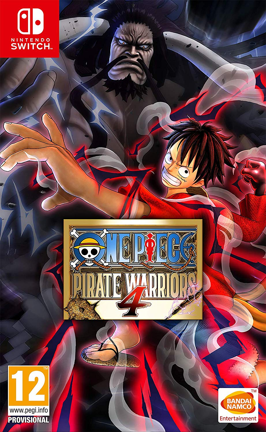 One Piece Pirate Warriors 4 - Nintendo Switch Játékok