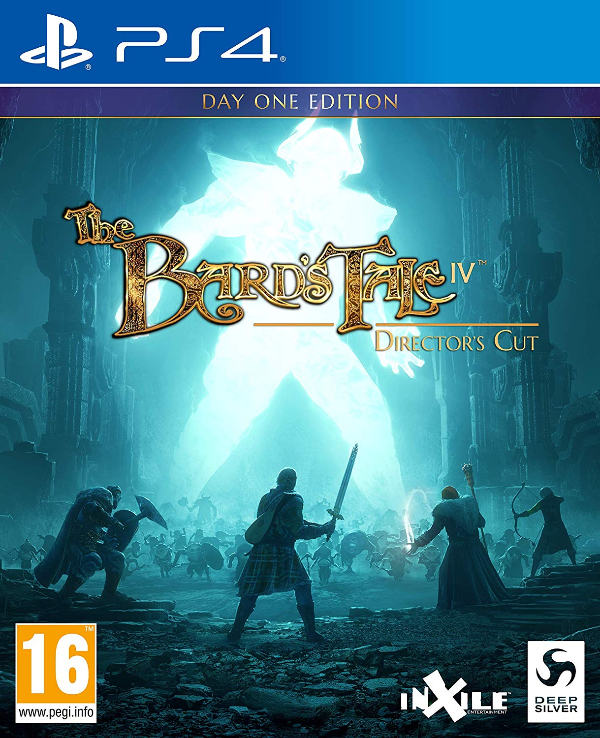 The Bards Tale IV Directors Cut Day One Edition