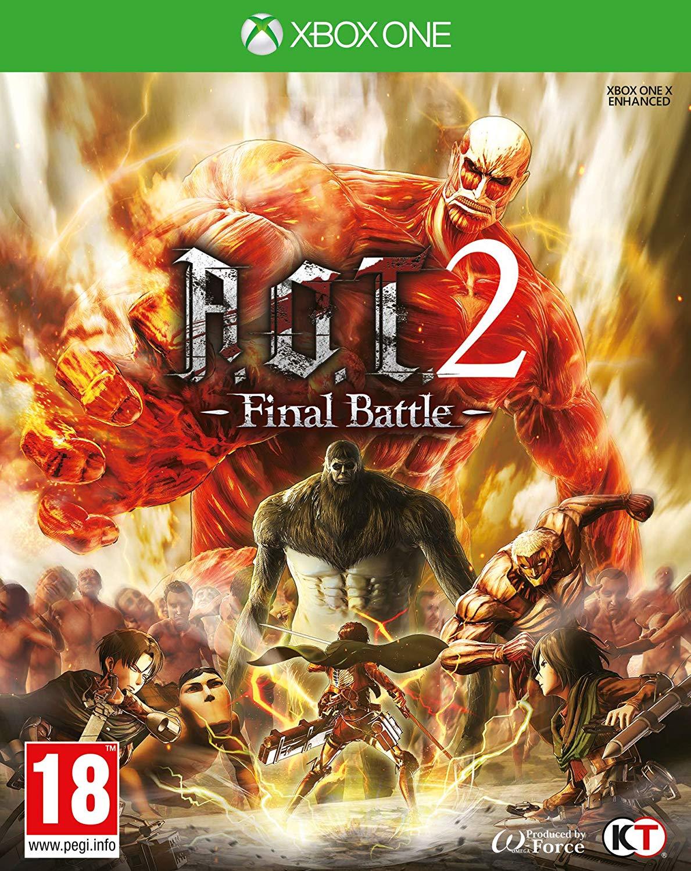 A.O.T 2 Final Battle