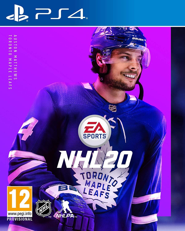 NHL 20 (EA Sports) - PlayStation 4 Játékok