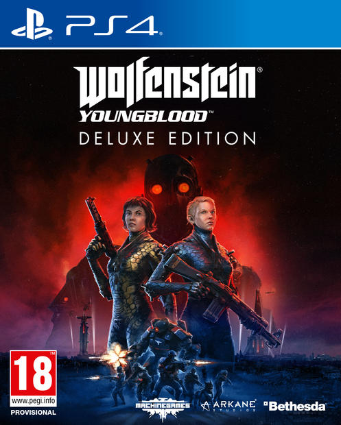 Wolfenstein Youngblood Deluxe Edition