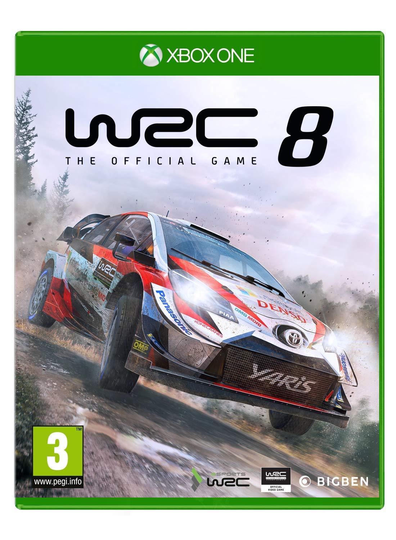 WRC 8 - Xbox One Játékok