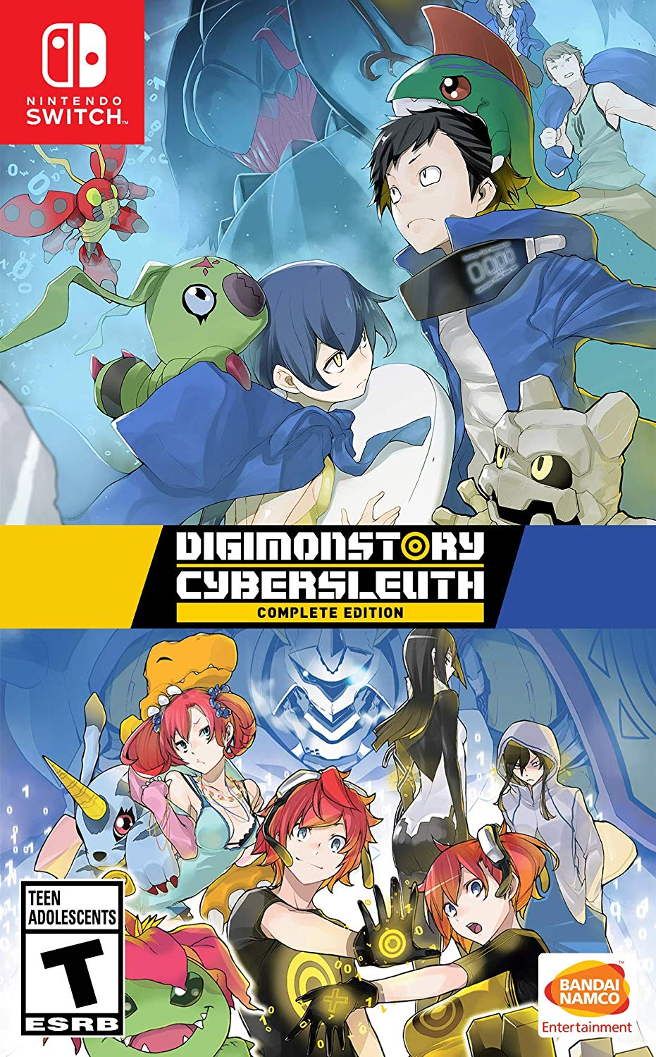 Digimon Story Cyber Sleuth Complete Edition