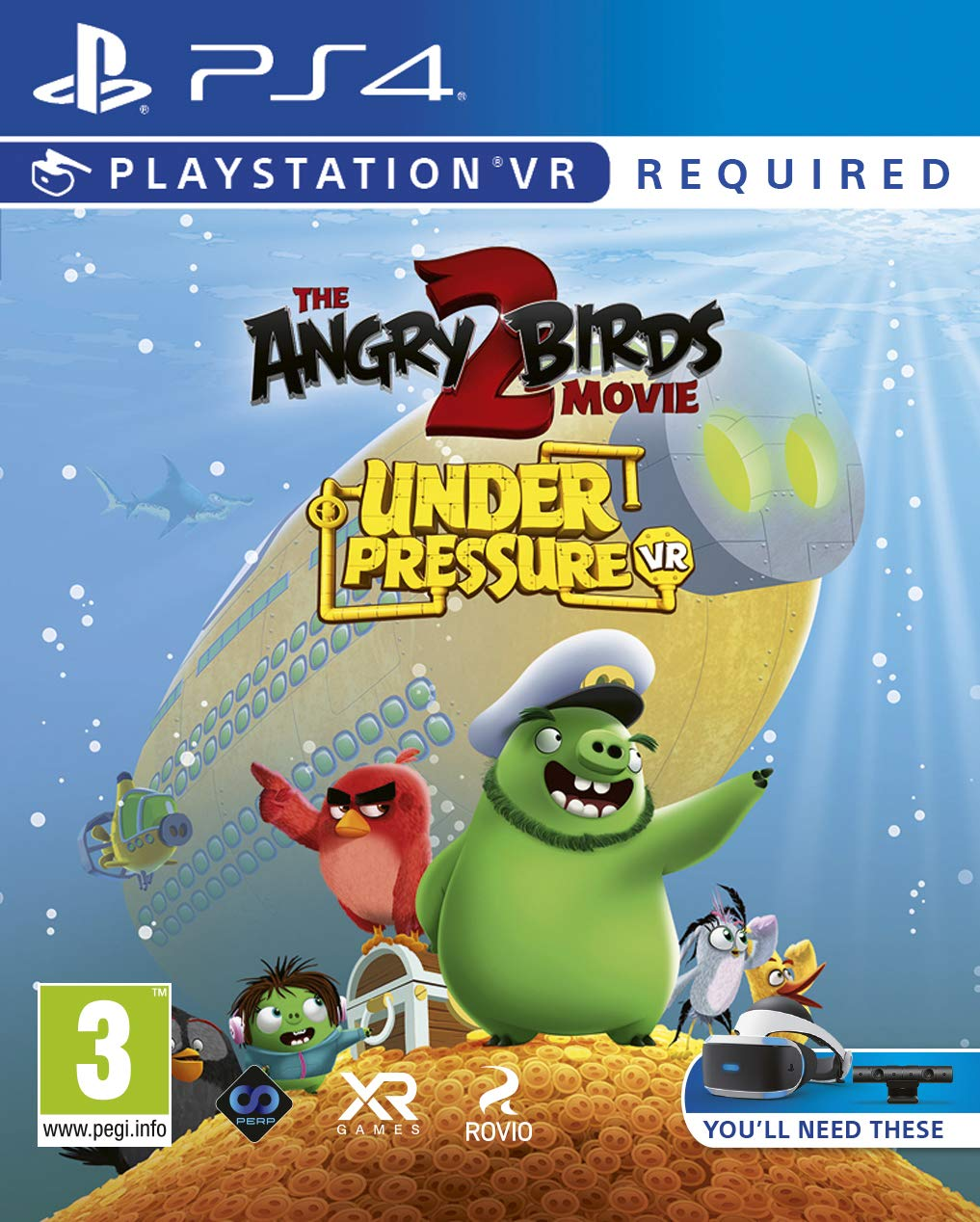 The Angry Birds Movie 2 Under Pressure (VR)