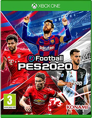 Pro Evolution Soccer 2020 (PES 2020)