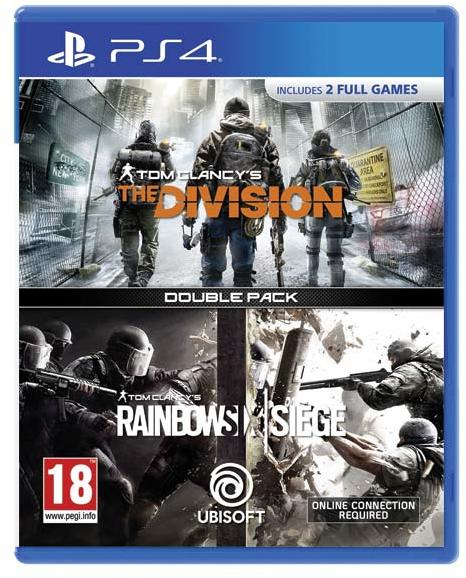 Tom Clancys Rainbow Six Siege + The Division (Double Pack)