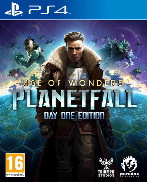 Age of Wonders Planetfall Day One Edition