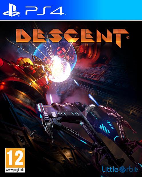 Descent - PlayStation 4 Játékok
