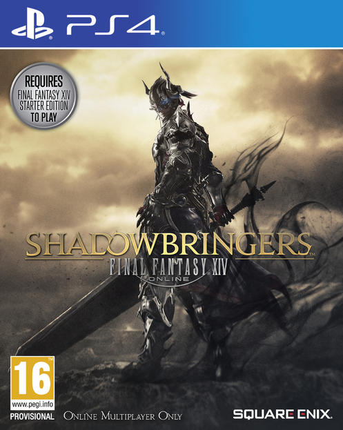 Final Fantasy XIV Online Shadowbringers