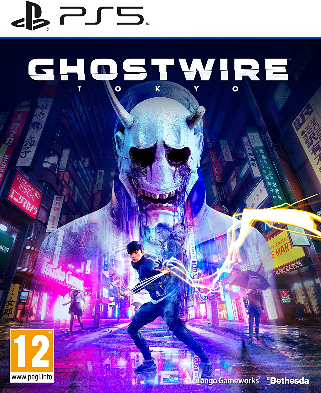GhostWire Tokyo - PlayStation 4 Játékok