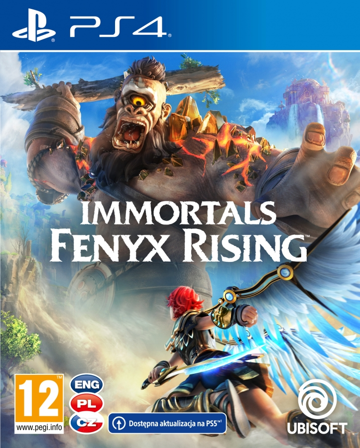 Immortals Fenyx Rising (Gods and Monsters)