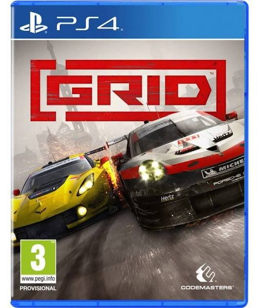 GRID Standard Edition