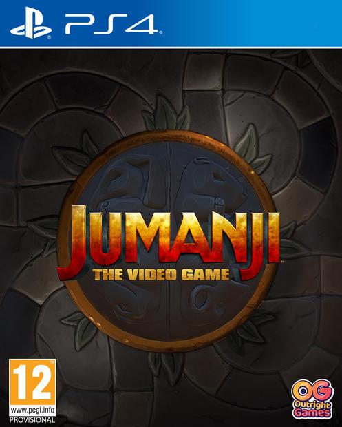 Jumanji The Video Game
