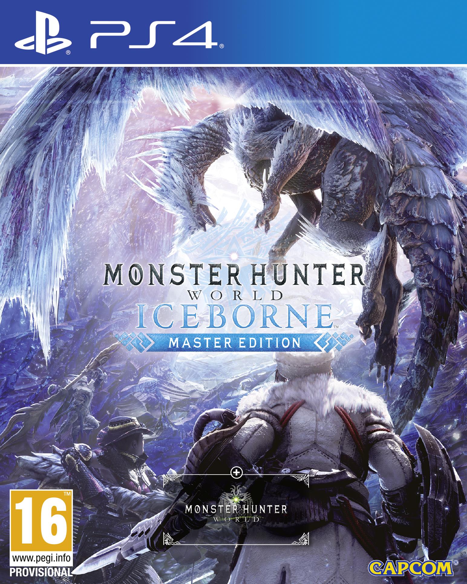 Monster Hunter World Iceborne Master Edition - PlayStation 4 Játékok