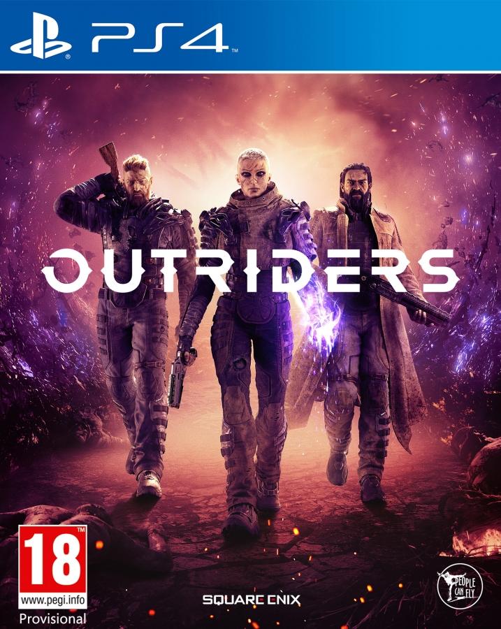 Outriders - PlayStation 4 Játékok