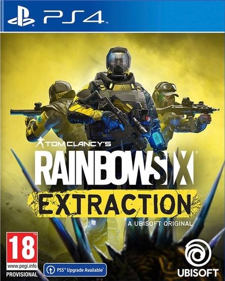Rainbow Six Extraction (PS5 kompatibilis) - PlayStation 4 Játékok