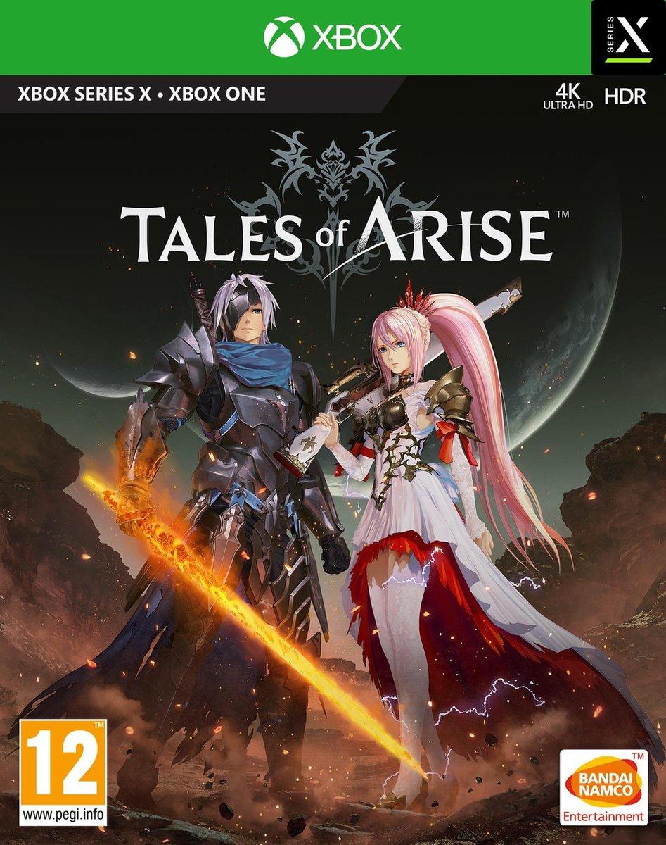 Tales of Arise (Xbox One kompatibilis)