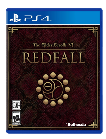 The Elder Scrolls VI Redfall - PlayStation 4 Játékok
