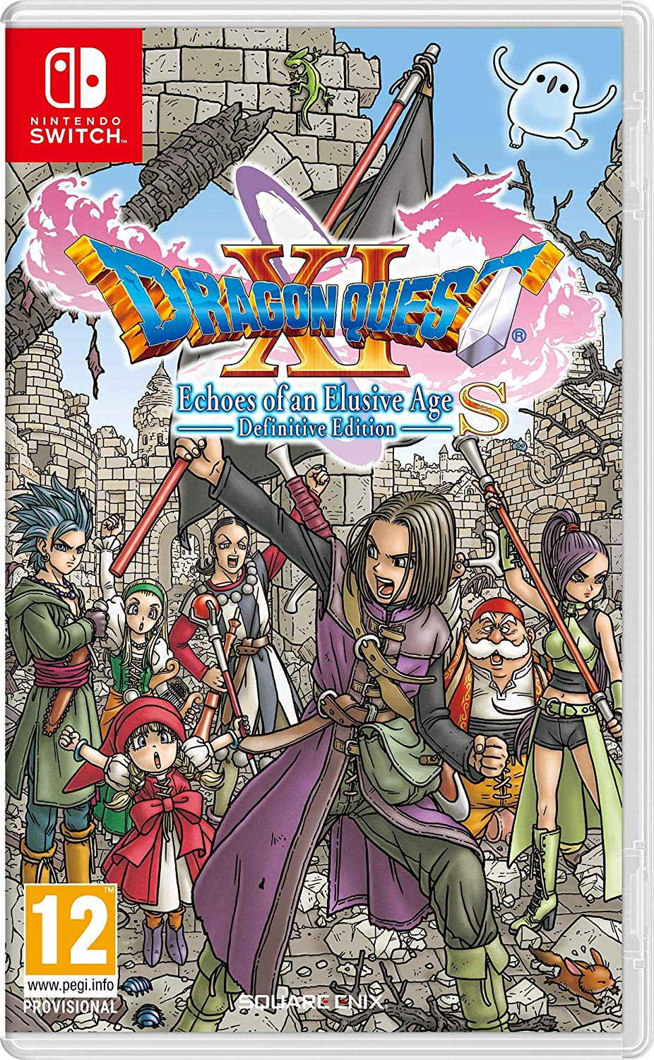 Dragon Quest XI S Echoes of an Elusive Age Definitive Edition