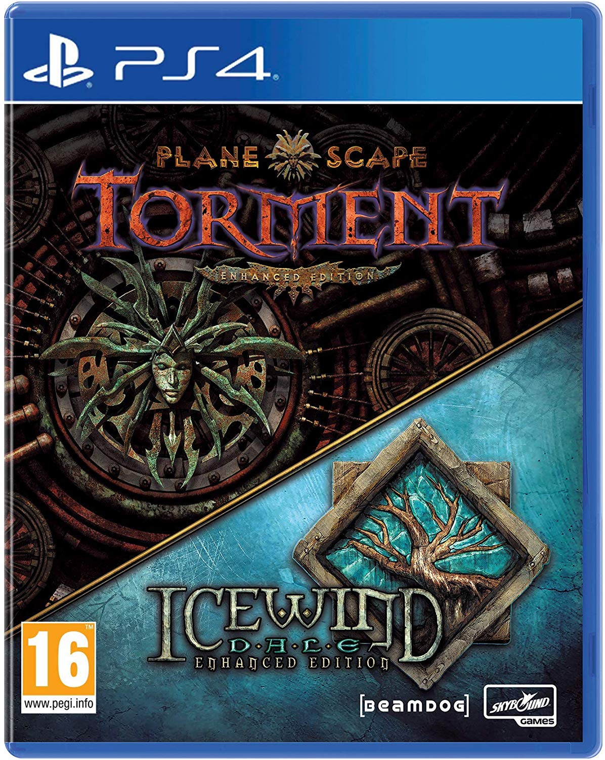 Planescape Torment + Icewind Dale Enhanced Edition