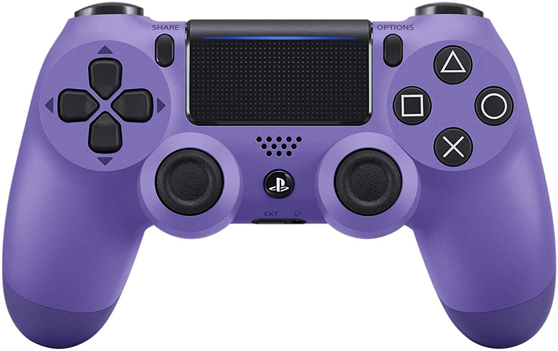 Sony PlayStation 4 Dualshock 4 Wireless Controller Electric Purple