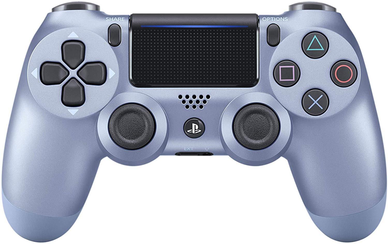 Sony PlayStation 4 Dualshock 4 Wireless Controller Titanium Blue