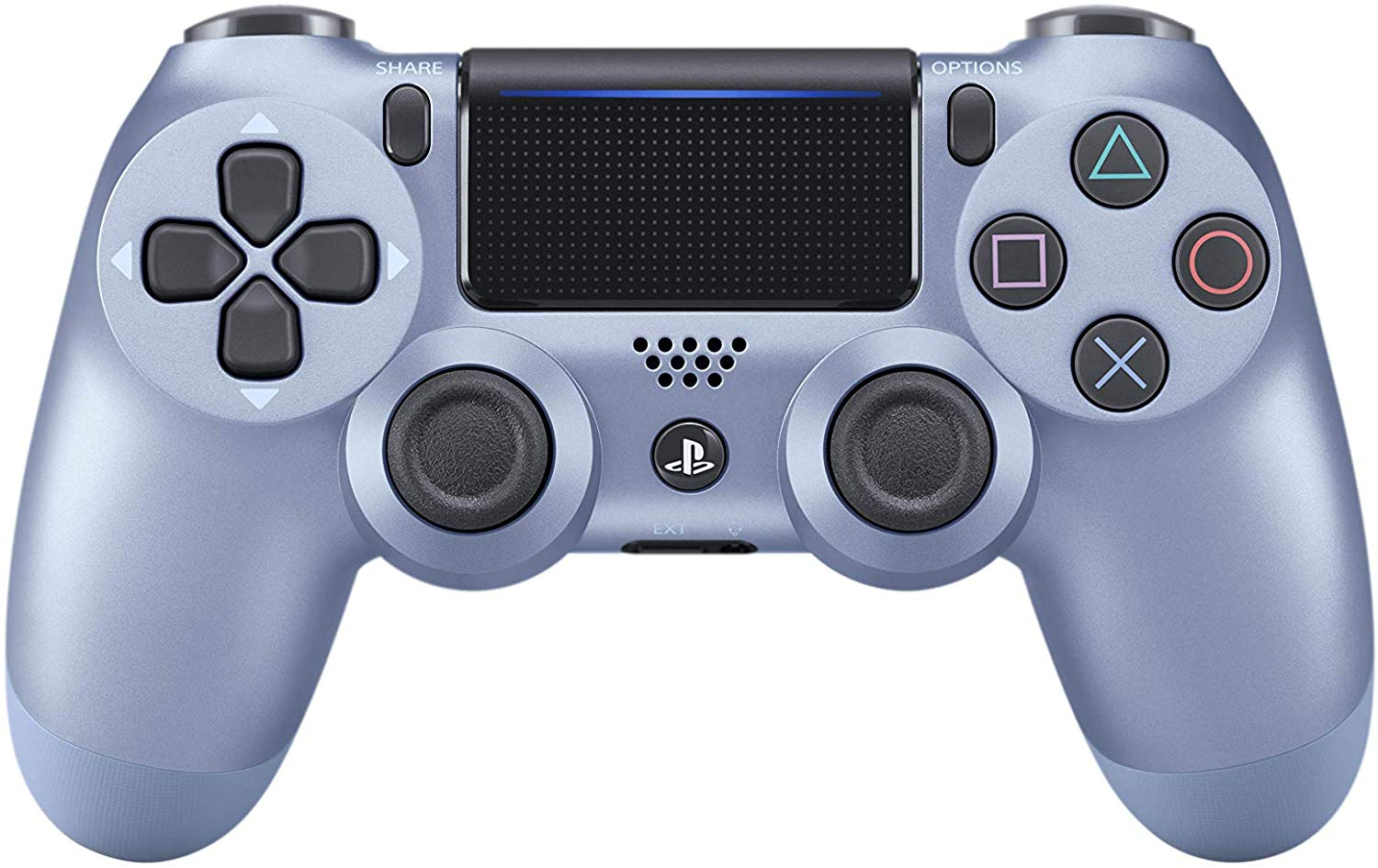Sony PlayStation 4 Dualshock 4 Wireless Controller Titanium Blue