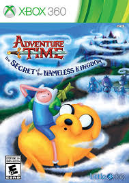 Adventure Time The Secret Of The Nameless Kingdom