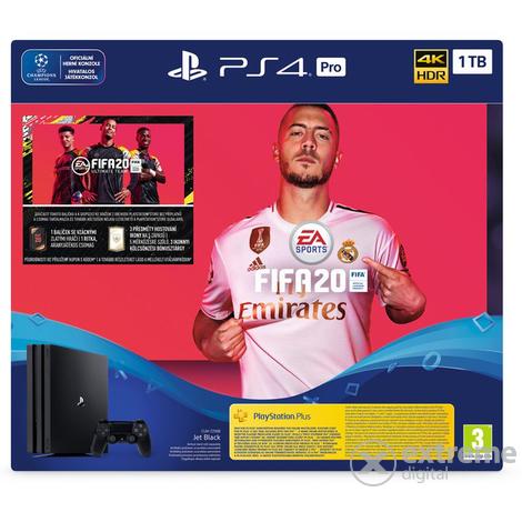 Sony PlayStation 4 Pro 1TB (PS4 Pro 1TB) + FIFA 20