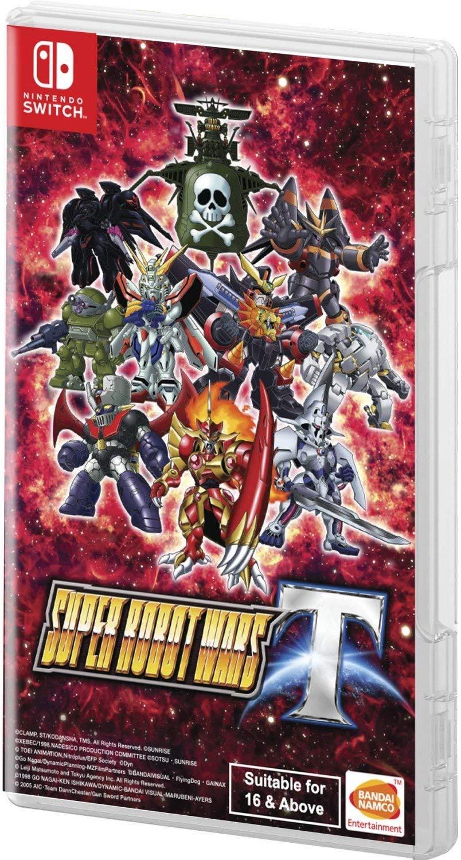 Super Robot Wars V (angol felirattal)