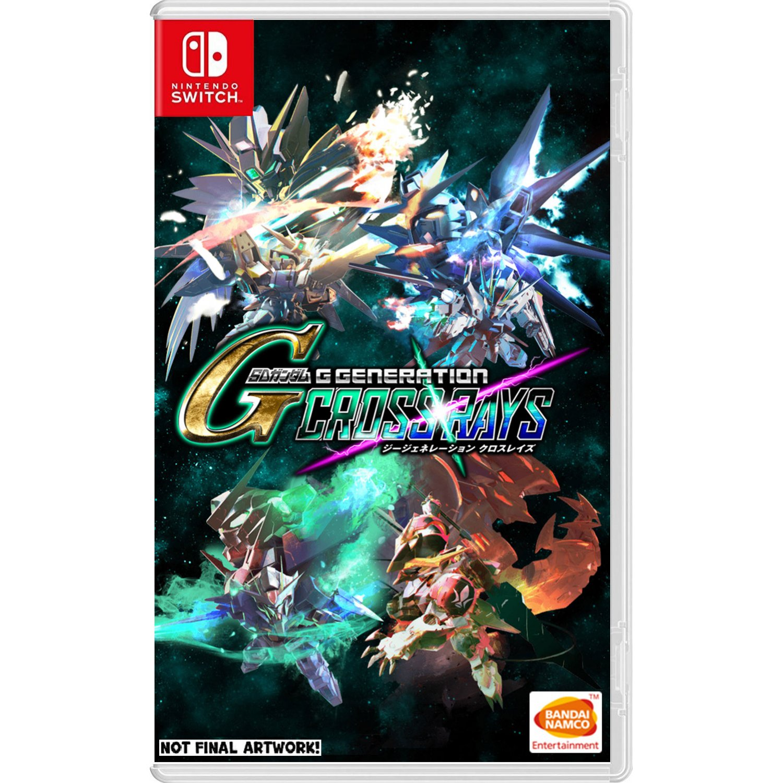 SD Gundam G Generation Cross Rays (angol felirattal)