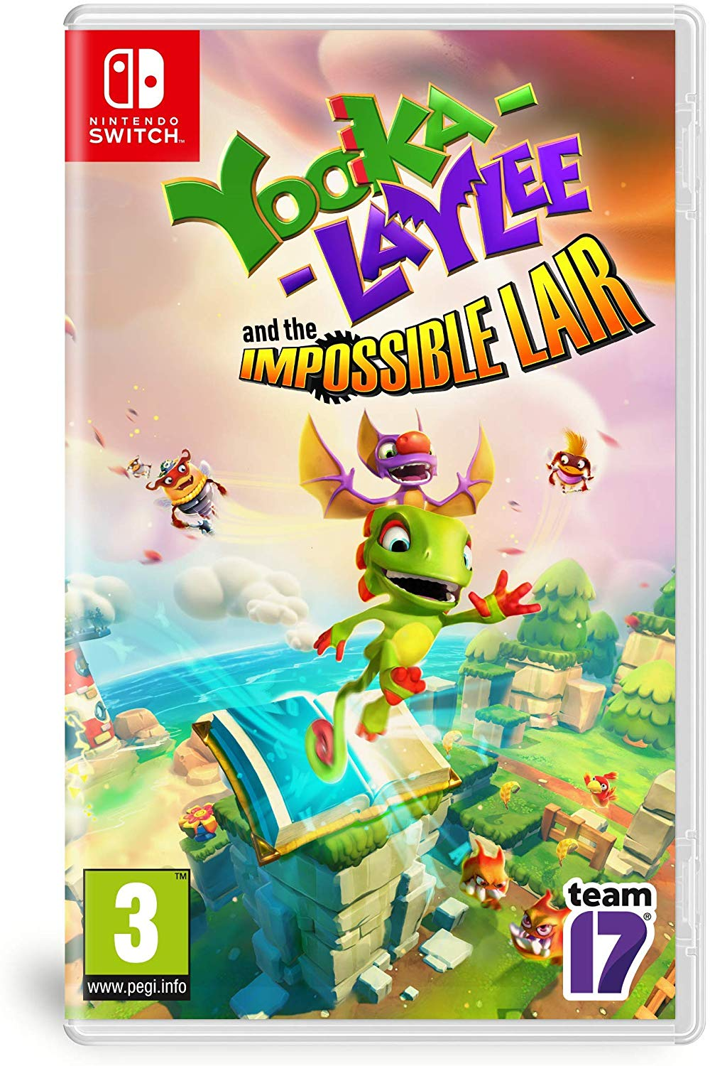 Yooka Laylee and the Impossible Lair