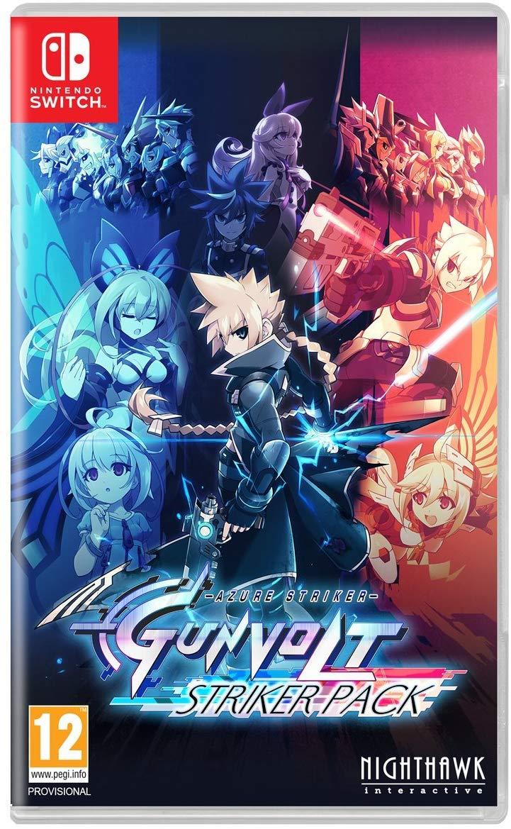 Gunvolt Chronicles Luminous Avenger IX - Nintendo Switch Játékok