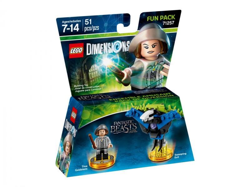 Lego Dimensions Fantastic Beasts Fun Pack (71257)
