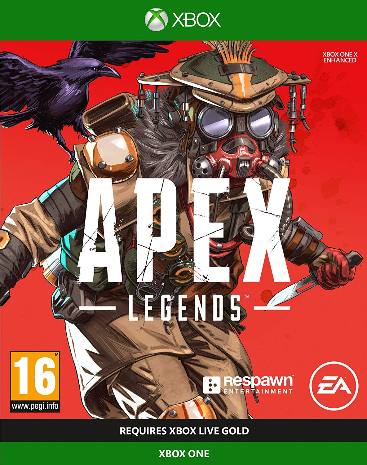 Apex Legends Bloodhound Edition