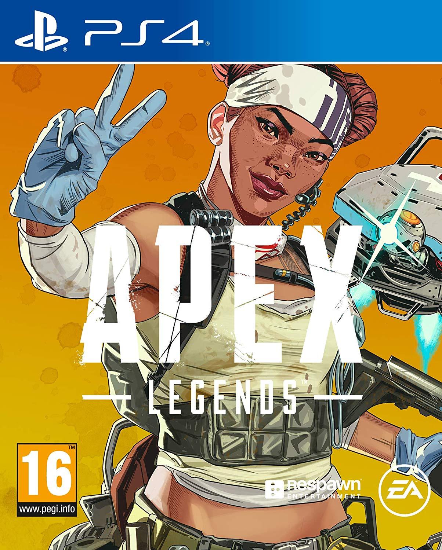 Apex Legends Lifeline Edition - PlayStation 4 Játékok