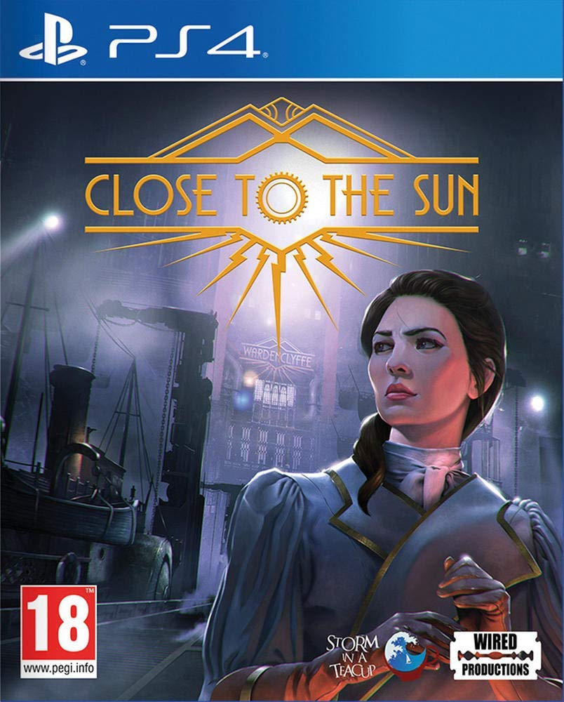 Close To The Sun - PlayStation 4 Játékok