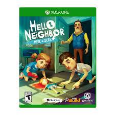 Hello Neighbor Hide&Seek - Xbox One Játékok