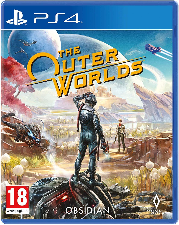 The Outer Worlds - PlayStation 4 Játékok