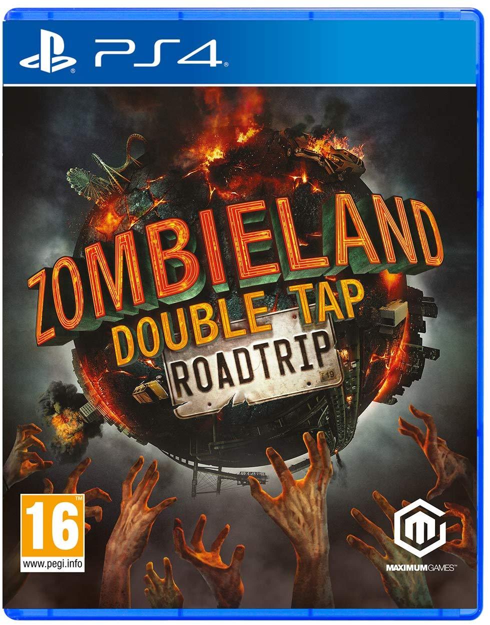 Zombieland Double Tap Road Trip - PlayStation 4 Játékok