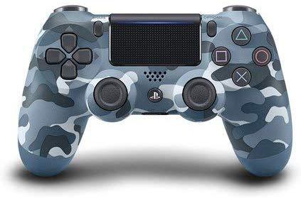 Dualshock 4 V2 Wireless Controller Blue Camouflage