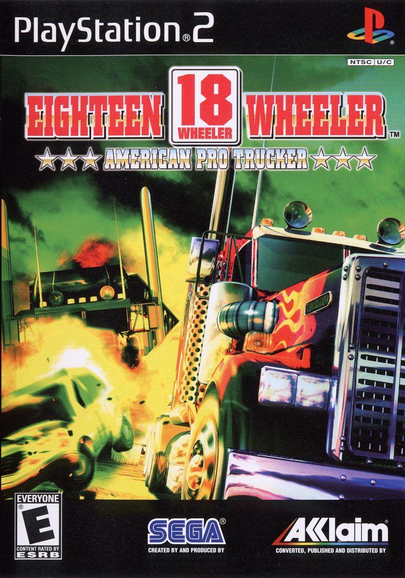 18 Wheeler American Pro Trucker