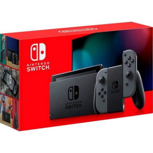 Nintendo Switch Szürke HAC-001-(01)