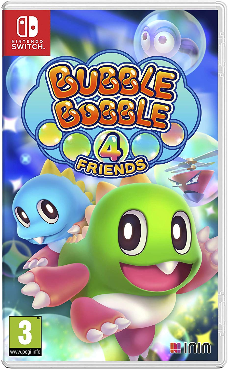 Bubble Bobble 4 Friends (Standard Edition)